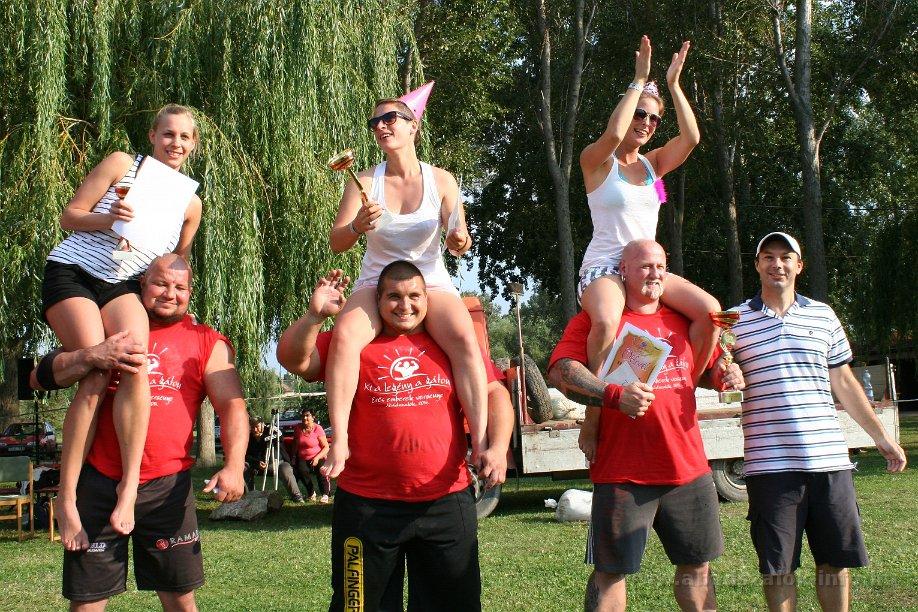 Képekben: Abádszalók - Erős emberek versenye (2014.08.20.)