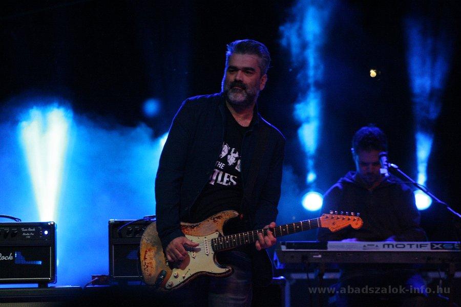 Képekben: Abádszalók, Magna Cum Laude koncert (2014.08.16.)