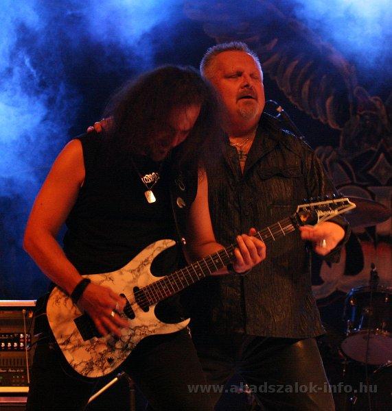 Képekben: Abádszalók, Ossian koncert - 2014.06.28.