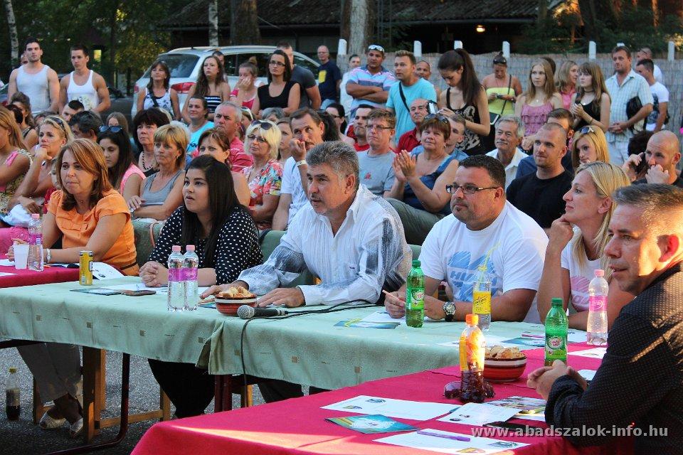 Képekben: Abádszalók, Tisza-tó Szépe (2015.08.01.)