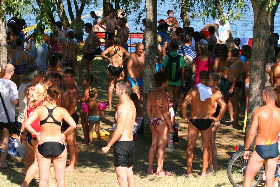 Tisza-tó Átúszó Verseny (Abádszalók, 2015.07.25)