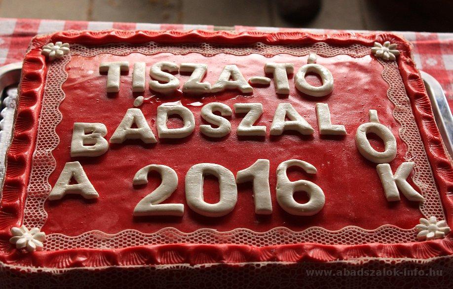 Képekben: II. Tisza-tó tortája  -  Abádszalók (2016.05.15)