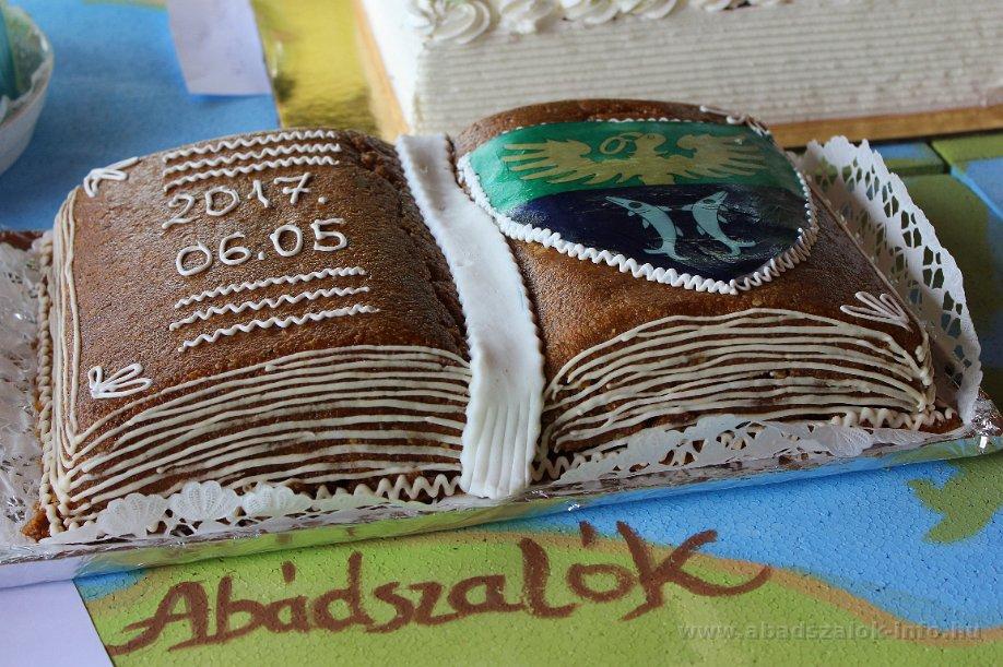 Képekben: III. Tisza-tó Tortája - Abádszalók (2017.06.05.)