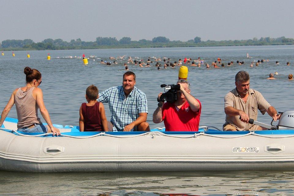 Képekben: Abádszalók, Tisza-tó Úszóverseny (2015.07.25.)