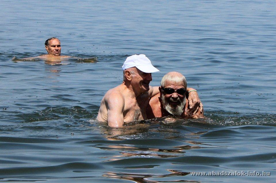 Képekben: Abádszalók, Tisza-tó Úszóverseny (2016.07.23.)
