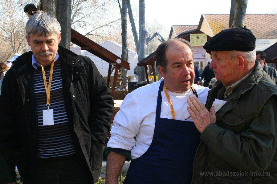 Képekben: Abádszalók, Tiszator 2014.03.08.