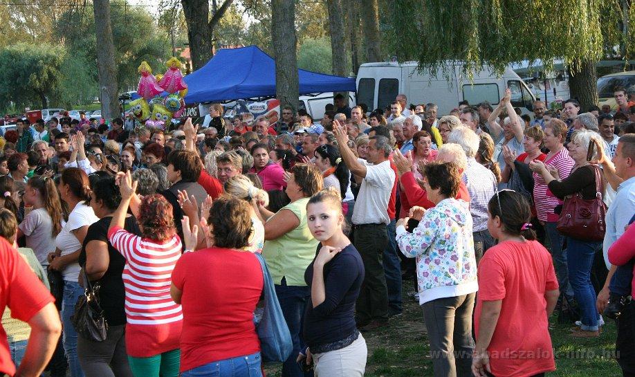 Képekben: Városnap Abádszalókon (2014.10.11.)